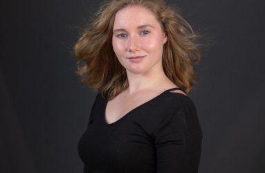 Alana Lee Photography: Headshot of actress Andrea Switzer by Whitby photographer Alana Lee