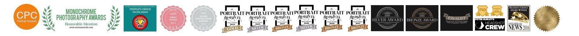 International awards won by photographer Alana Lee