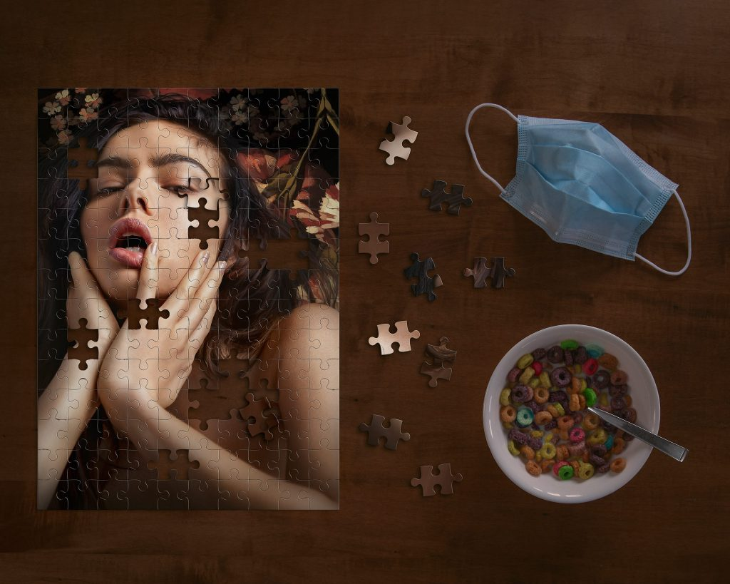 A composite photography image created by Alana Lee for a contest hosted by Capture One ambassador Tina Eisen