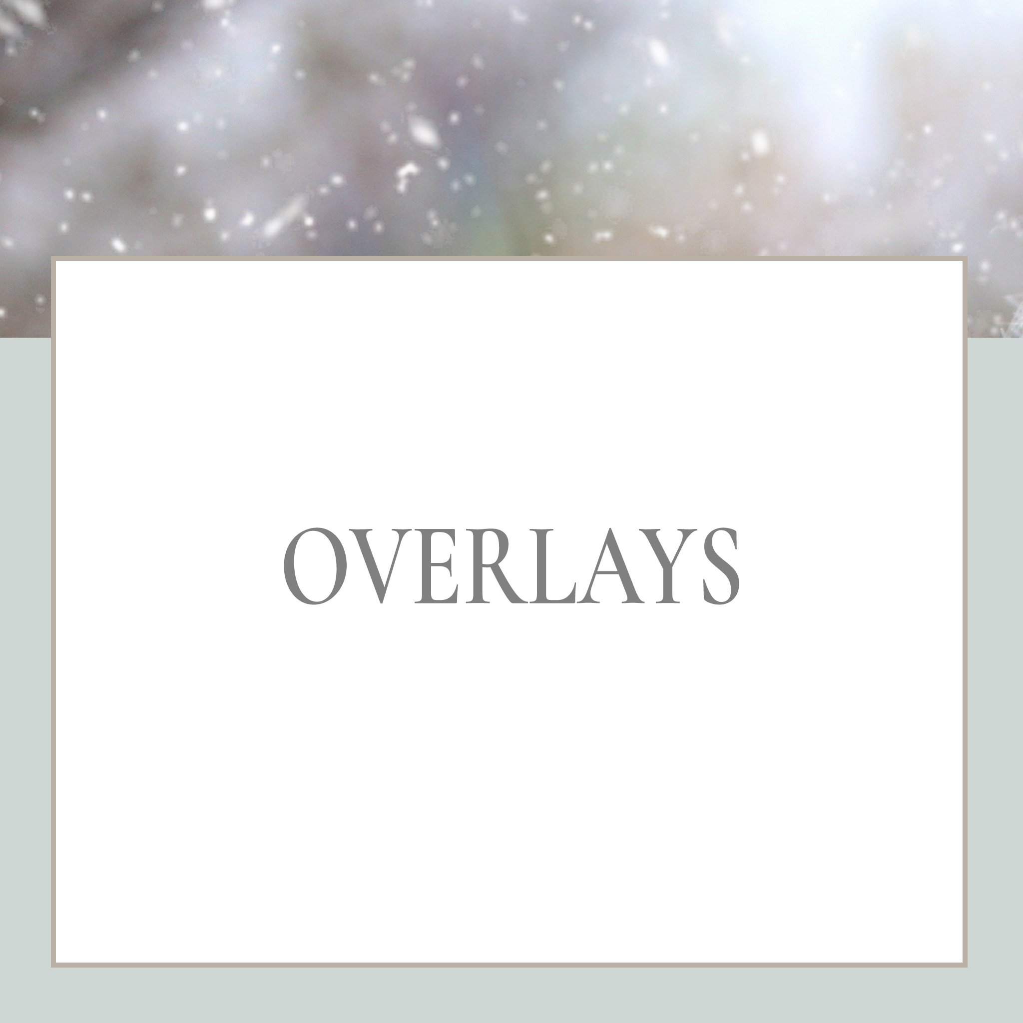 digital overlays with transparent backgrounds for photoshop