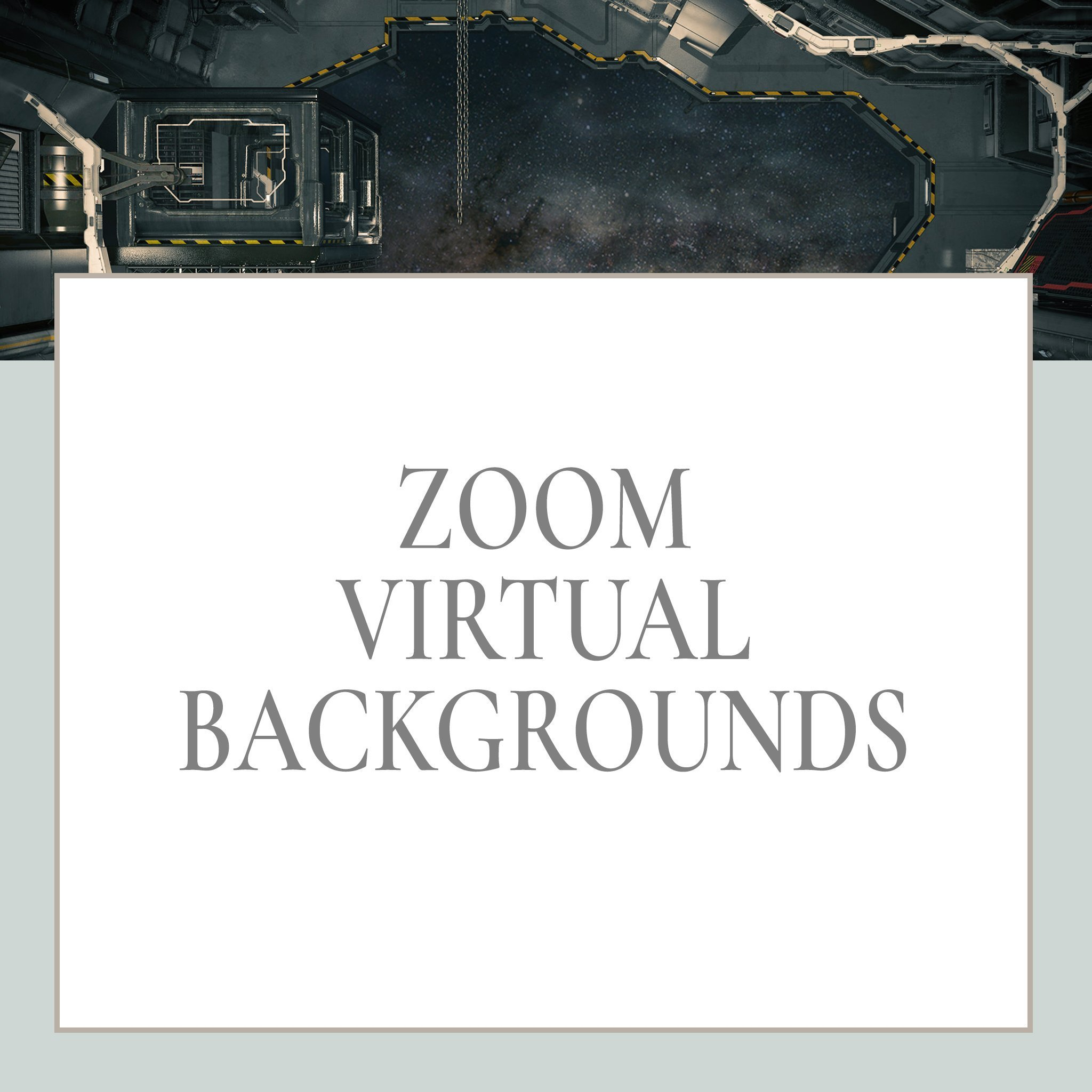 zoom virtual backgrounds for online meetings